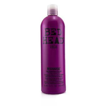 Tigi Bed Head Recharge High-octane Shine Shampoo (for Dull Lifeless Hair) - 750ml/25.36oz