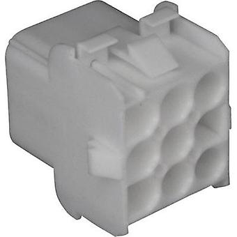 Socket enclosure - cable Universal-MATE-N-LOK Total number of pins 15 TE Connectivity 1-480711-0 1 pc(s)