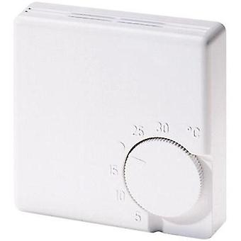 Room thermostat Surface-mount 5 up to 30 °C Eberle