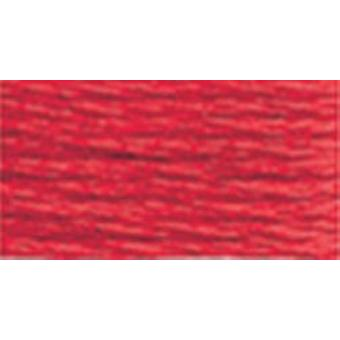 DMC Satin Floss 8.7yd-Persian Red 1008F-S666