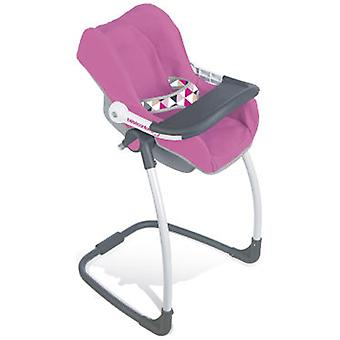 Smoby 3 In 1 Highchair Bebe Confort