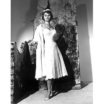 Klucz Sophia Loren 1958 Photo Print
