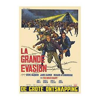 The Great Escape Movie Poster (11 x 17)