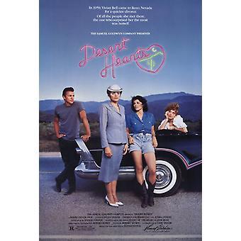 Desert Hearts-Film-Plakat-Druck (27 x 40)