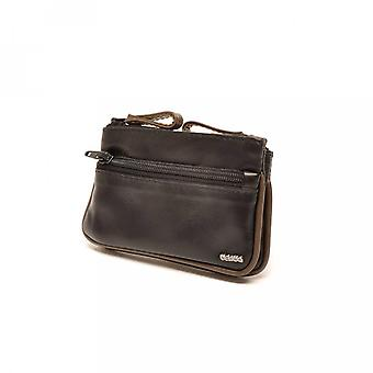 Berba learn key pouch Soft 003-095-14 Black Taupe