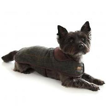 Doodlebone Tweed Jacket With Harness Hole Grey Extra Extra Large