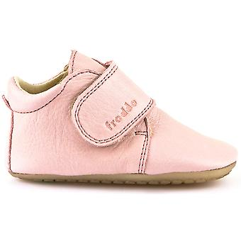 91a49916dcf1 Froddo Girls G1130005-1 Pre-walkers Pale Pink