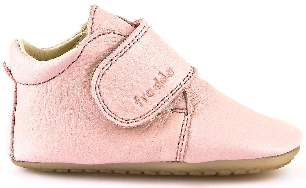 Froddo Girls G1130005-1 Pre-walkers Pale Pink