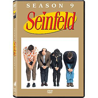 Seinfeld: The Complete Ninth Season [4 Discs] [DVD] USA import