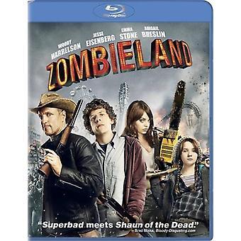 Zombieland [BLU-RAY] USA import