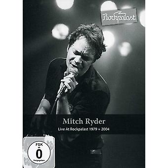 Mitch Ryder - en vivo en la importación de los E.e.u.u. Rockpalast [DVD]