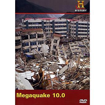 Megaquake 10.0 [DVD] USA import