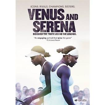 Importer des Vénus & Serena [DVD] é.-u.