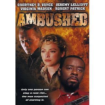 Ambushed [DVD] USA import