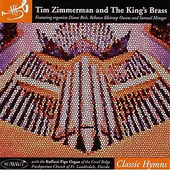 King's Brass - Classic Hymns [CD] USA import