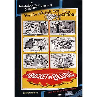 Bucket of Blood (1959) [DVD] USA import