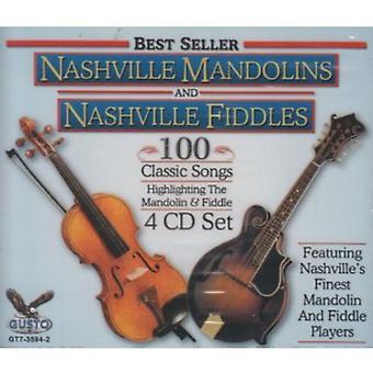Nashville Mandolins & Fiddles - Nashville Mandolins & Fiddles [CD] USA import