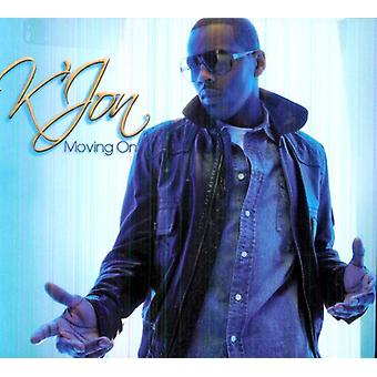 K'Jon - Moving on [CD] USA import