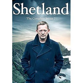 Shetland: Season 3 [DVD] USA import