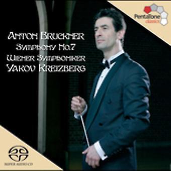 A. Bruckner - Anton Bruckner: Symfoni No. 7 [CD] USA import
