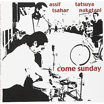 Assif Tsahar & Tatsuya Nakatani - kom søndag [CD] USA import