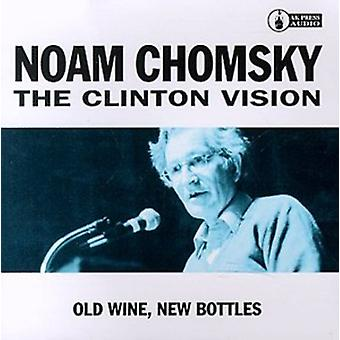 Noam Chomsky - Clinton Vision [CD] USA import