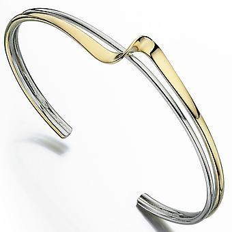 925 Silver Gold Plated Bracelet