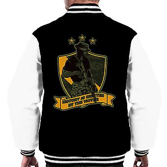 History Writer Call Of Duty Men's Varsity Jacket