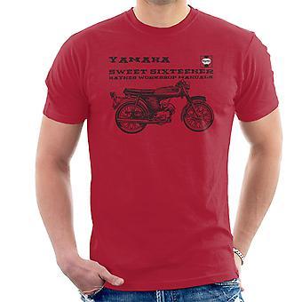 Haynes Owners Workshop Manual Yamaha Sixteener Special Men's T-Shirt