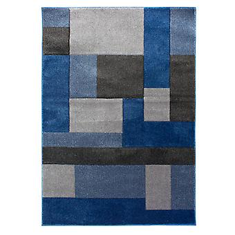 Cosmos Rugs In Blue And Grey