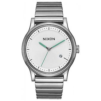 Nixon The Station Watch - Silver/Blue