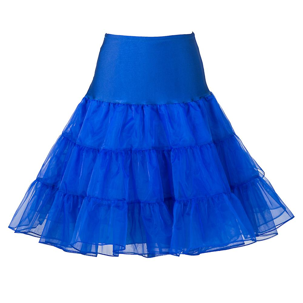 Blue One Size 26