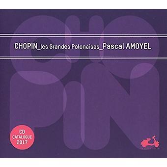 Chopin / Amoyel, Pascal - Grandes Polonaises [CD] USA import