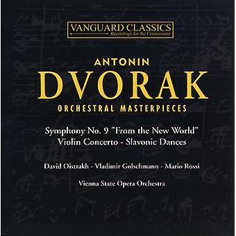 A. Dvorak - Dvorak: Orkestrale mesterværker [CD] USA import