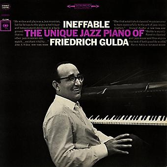 Friedrich Gulda - Ineffable: The Unique Jazz Piano of Friedrich Guld [CD] USA import