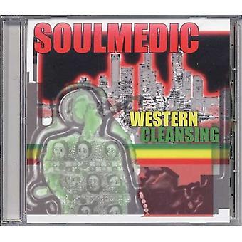 Soulmedic - Western udrensning [CD] USA import