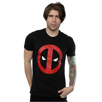 Beundre menn er Deadpool sprakk Logo t-skjorte
