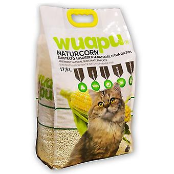 Wuapu Naturkorn, Natural Absorbent Substrate (Cats , Grooming & Wellbeing , Cat Litter)