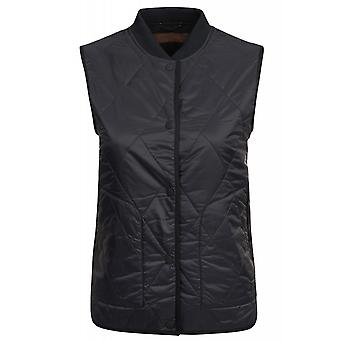 Lee reversible vest Jacket Women's jacket black L57ESZ01