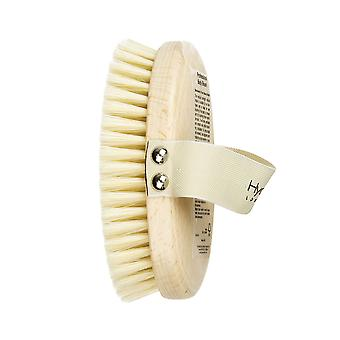 Hydrea London Natural Bristle Body Brush