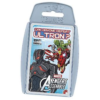 Eleven Force Avengers juego de naipes (Toys , Boardgames , Cards)