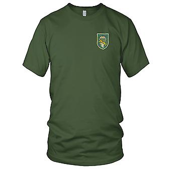 ARVN specialstyrkor LLDB Luc Luong Dac Biet - MACV-SOG Vietnamkriget broderad Patch - barn T Shirt