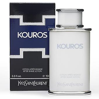 Yves Saint Laurent Kouros para después del afeitado Splash 100ml