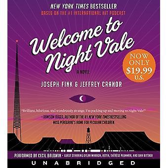 Fink * Joseph / Cranor * Jeffrey / Baldwin * Cecil - Välkommen till Night Vale Unab [CD] USA import