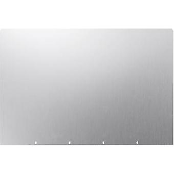Schroff 30860-502 48.26 Cm (19)-plug-in MultipacPRO Closed Cover Plate (W x H x D) 412 x 1 x 280 mm