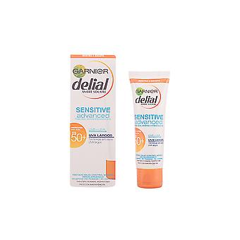 Delial Sensitive Advanced Crema Facial Spf50+ 50ml Unisex New