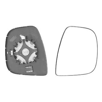 Right Mirror Glass (Heated) Peugeot PARTNER Tepee 2012-2018