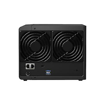 SYNOLOGY DS418 4-Bay NAS case
