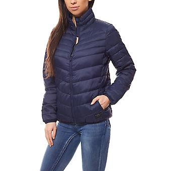 Lee light buffer ladies Quilted Jacket Blau L58PSZCF