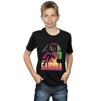 Avengers Boys Infinity War Gamora Character T-Shirt